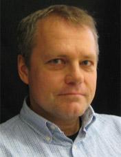 Mats Henricson, ordförande  för den nybildade Bitcoinföreningen