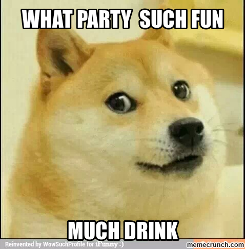 Party doge