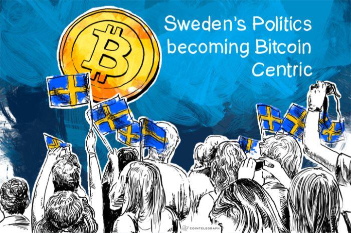 Bitcoinpartiet i cointelegraph